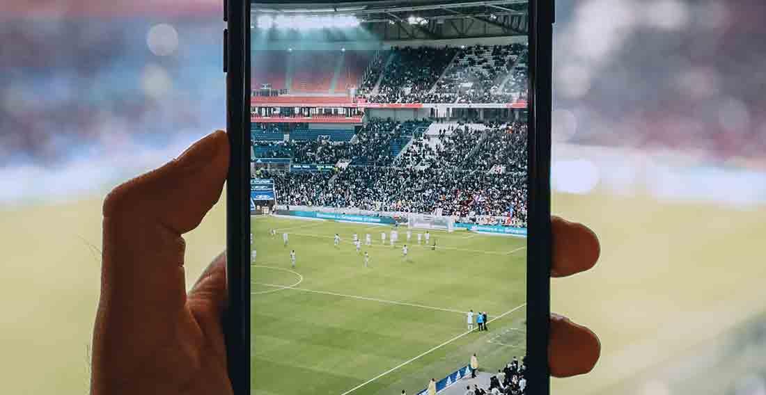 Fotbolls VM live stream